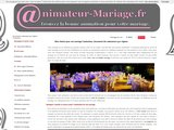 Animateur-mariage.fr